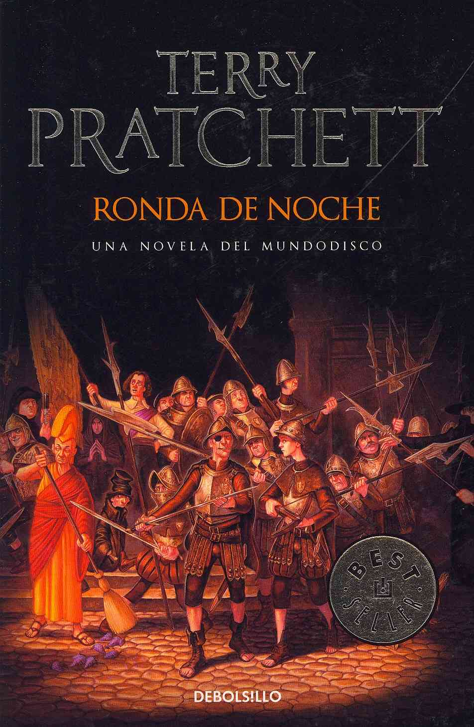 Ronda de noche / Night Watch By Pratchett, Terry